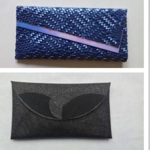 Collections étuis et pochettes à lunettes
